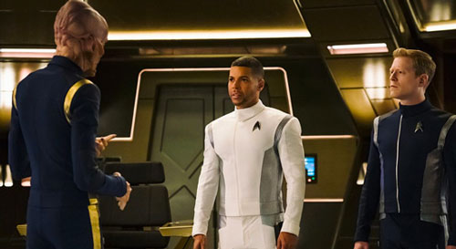 Wilson Cruz on Discovery and the Stamets and Culber relationship
