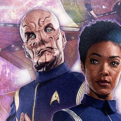 New IDW Star Trek Discovery: Captain Saru comic coming 2019