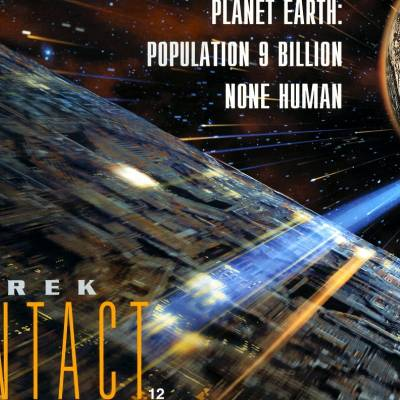 Star Trek: First Contact premiered 22 years ago today
