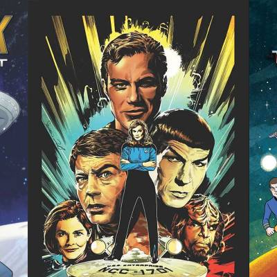IDW Star Trek titles for March 2019