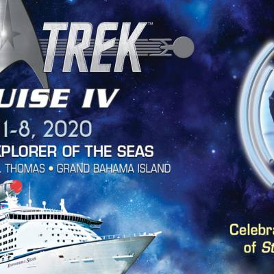 The guest list for Star Trek: The Cruise IV announced
