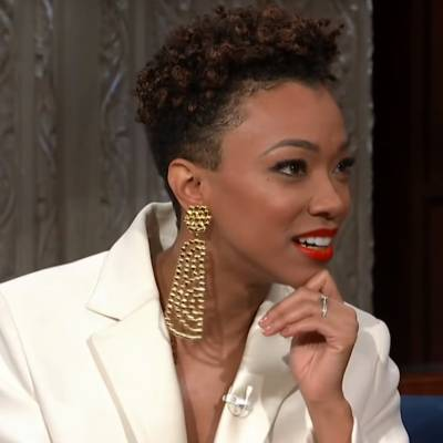 Watch Sonequa Martin-Green on The Late Show with Stephen Colbert