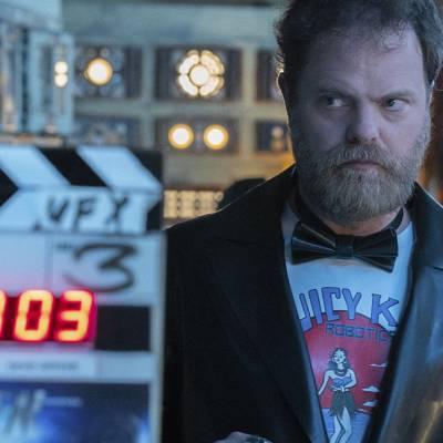 Rainn Wilson discusses directing the Short Treks episode The Escape Artist