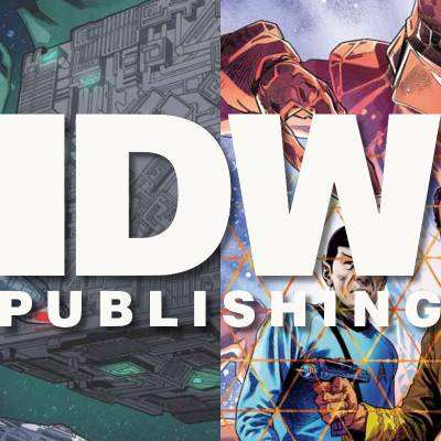 IDW Star Trek releases for May 2019