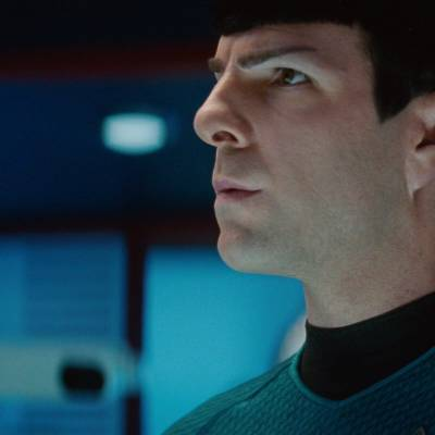 Zachary Quinto wants to get working on Star Trek 14