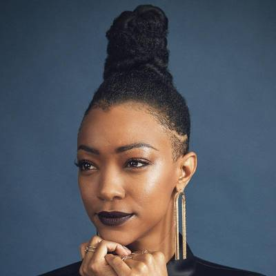 Sonequa Martin-Green in The Ready Room