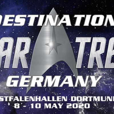 Destination Star Trek returns to Germany  May 2020