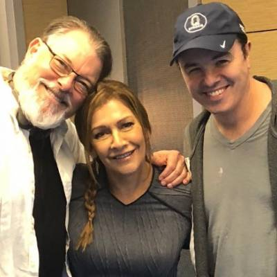 Frakes Reunited With Sirtis On The Orville