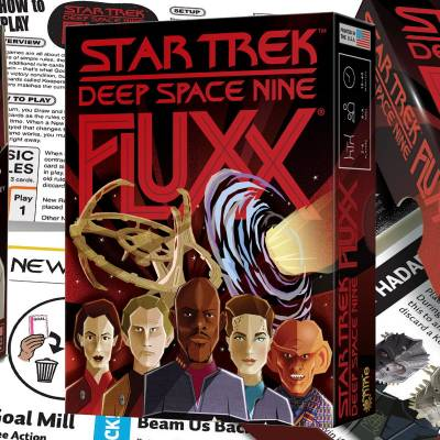 Star Trek: DS9 Fluxx: The DS9 Edition of the Ever-Changing Card Game!