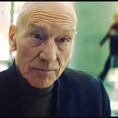 First look at Patrick Stewart in forthcoming Picard show