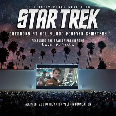 Star Trek Night remembers Anton Yelchin