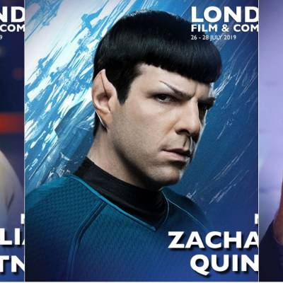 More Star Trek stars announced for London Film and Comic Con