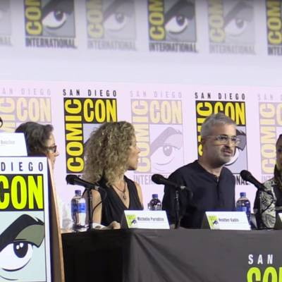 San Diego Comic Con: Star Trek Discovery panel