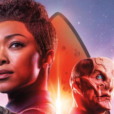 Star Trek: Discovery season 2 Original Series Soundtrack, out 19th July