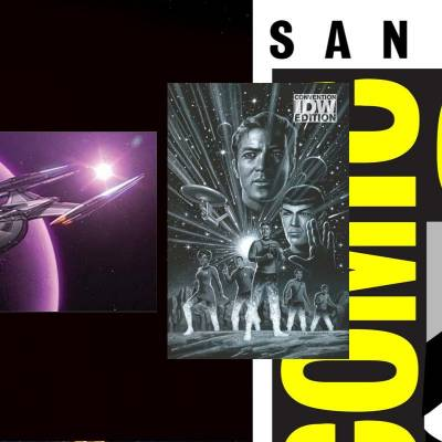 Star Trek exclusives at San Diego Comic Con 2019