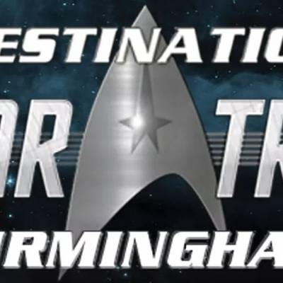Destination Star Trek Birmingham brings Connor Trineer to the second city