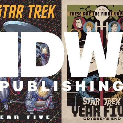 IDW releases for November 2019