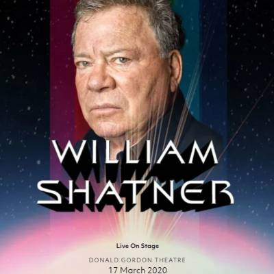 William Shatner Live on Stage: 17th March 2020