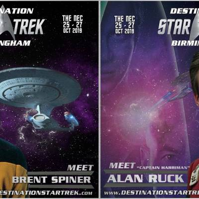 Destination Star Trek Birmingham adds Brent Spiner and Alan Ruck