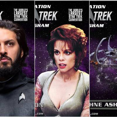 New guests added to Destination Star Trek Birmingham