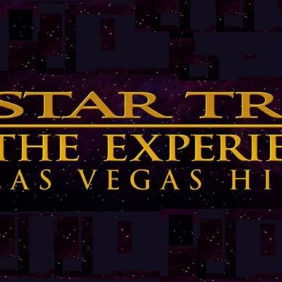 Star Trek: The Experience - Star Trek had Galaxy's Edge 20 years ago