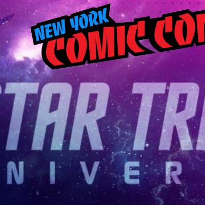 Star Trek Universe at New York Comic Con