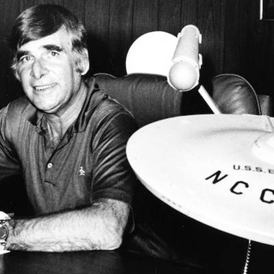 Gene Roddenberry, 28 years gone