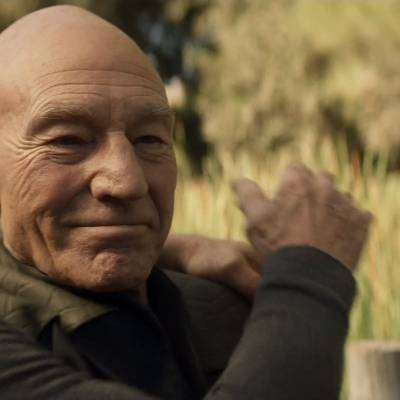 Patrick Stewart talks about assisted dying